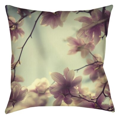 Daydream Believers Indoor/Outdoor Pillow Size: 16 H x 16 W x 4 D