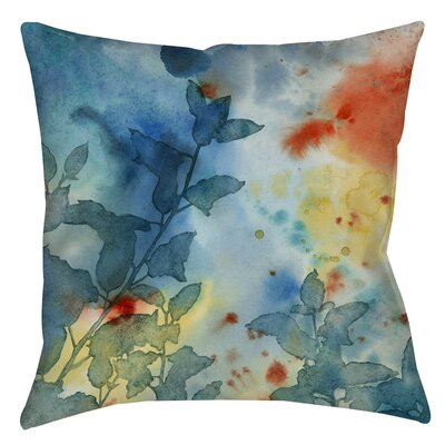 Samora Indoor/Outdoor Throw Pillow Size: 16 H x 16 W x 4 D
