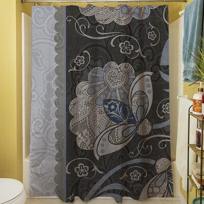 Elegante IV Shower Curtain