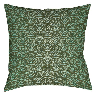 Dream Big Arches Printed Throw Pillow Size: 18 H x 18 W x 5 D