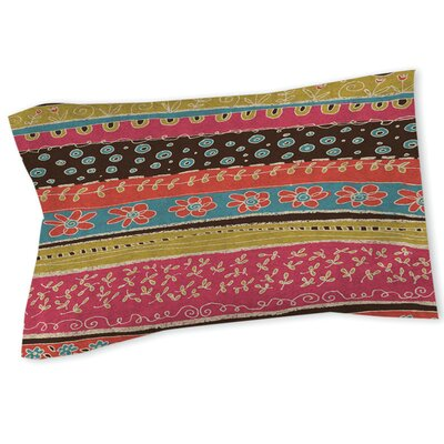 Dream Big Bohemian Sham Size: Twin