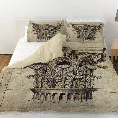 Column II Duvet Cover Size: King