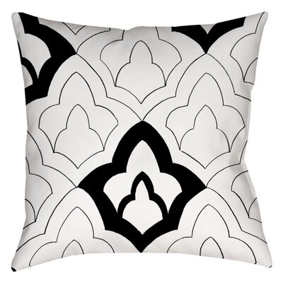 Divisible 1 Indoor/Outdoor Throw Pillow Size: 16 H x 16 W x 4 D