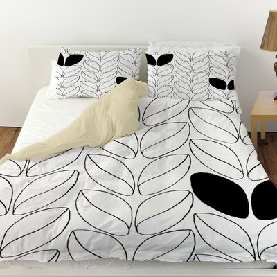 Divisible 2 Duvet Cover Size: Queen