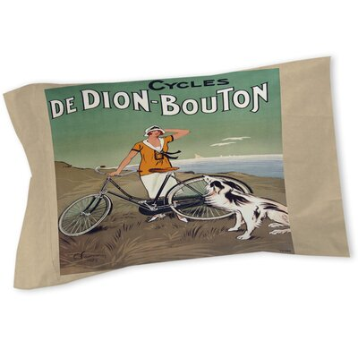 Cycles De Doin Bouton Sham Size: Twin
