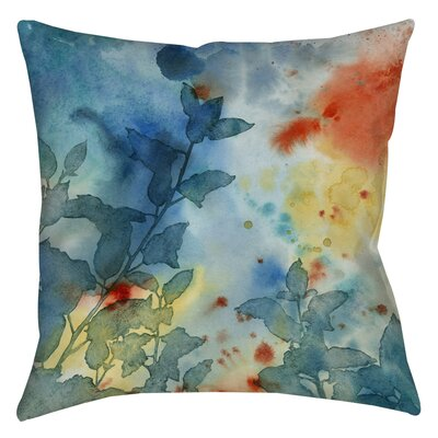 Samora Printed Throw Pillow Size: 14 H x 14 W x 3 D
