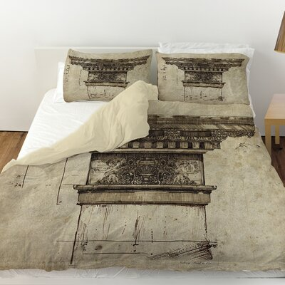 Column I Duvet Cover Size: King