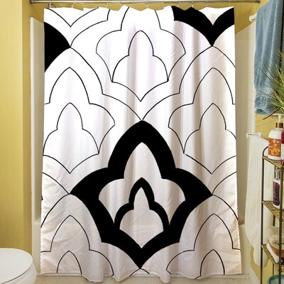 Divisible I Shower Curtain