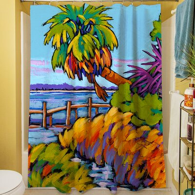 Cloud Nine Marsh Shower Curtain
