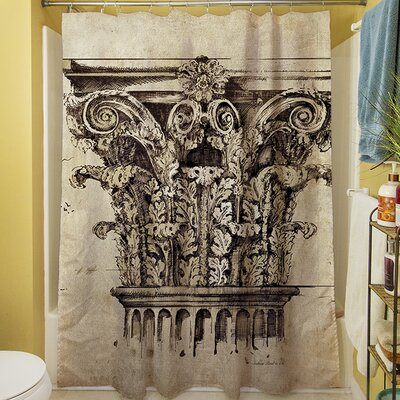Column II Shower Curtain