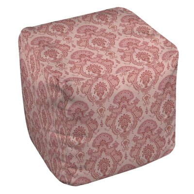 Pouf Upholstery: Pink