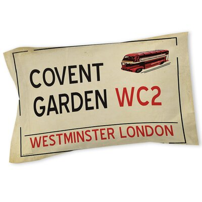 Covent Garden Sham Size: Queen/King