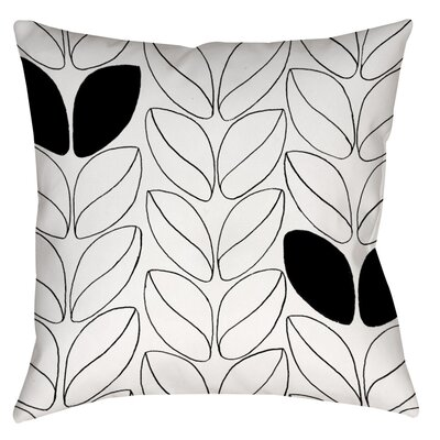 Divisible 2 Indoor/Outdoor Throw Pillow Size: 18 H x 18 W x 5 D