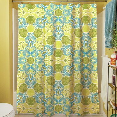 Funhouse Shower Curtain