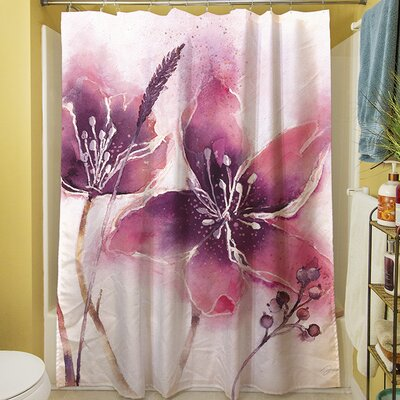 Garden Tour View Shower Curtain