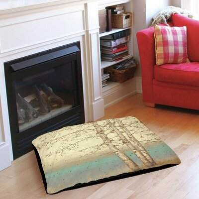 Golden Birch 1 Pet Bed Size: 40 L x 30 W