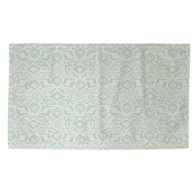 Flowing Damask 2 Area Rug Rug Size: 4 x 6
