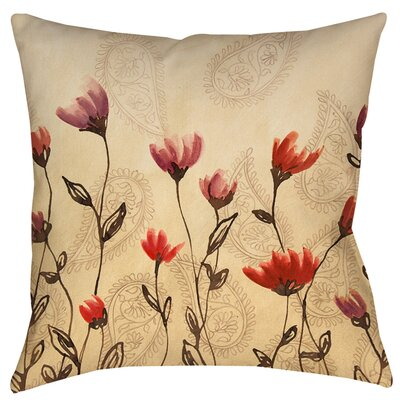 Keziah Indoor/Outdoor Throw Pillow Size: 20 H x 20 W x 5 D