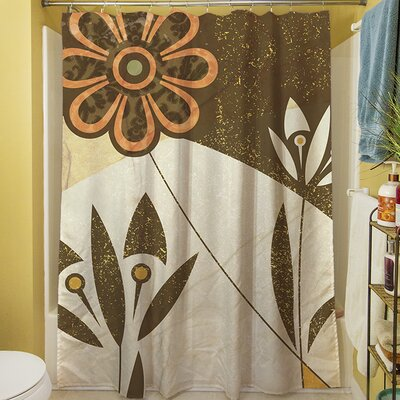 Graphic Garden Savannah Shower Curtain