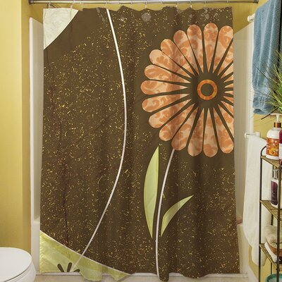 Graphic Garden Suri Shower Curtain