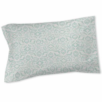 Flowing Damask 2 Sham Size: Queen/King