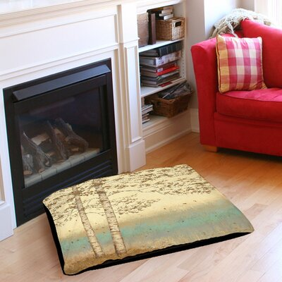 Golden Birch 2 Pet Bed Size: 50 L x 40 W