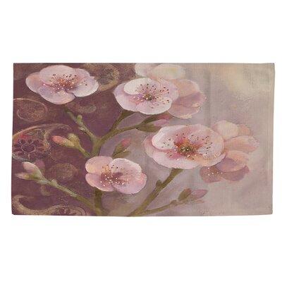 Gypsy Blossom 1 Area Rug Rug Size: 4 x 6