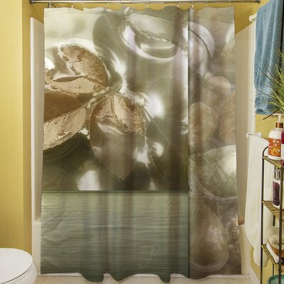 Natural Elements I Shower Curtain