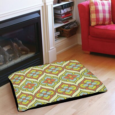 Napoli November 103 Indoor/Outdoor Pet Bed Size: 50 L x 40 W