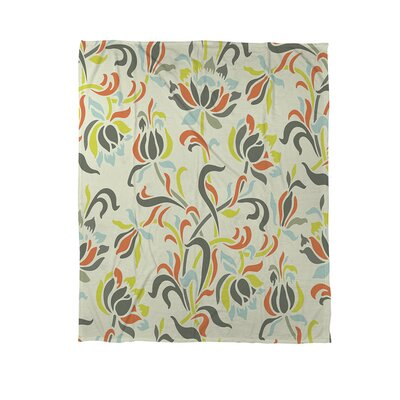 Napoli November 100 Cream Area Rug Rug size: 4 x 6
