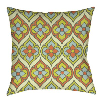 Napoli November Indoor/Outdoor Throw Pillow Size: 20 H x 20 W x 5 D