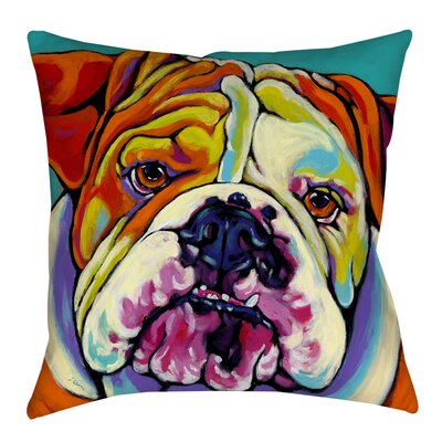 Maggie Indoor/Outdoor Throw Pillow Size: 20 H x 20 W x 5 D