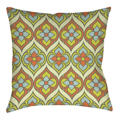 Napoli November Printed Throw Pillow Size: 16 H x 16 W x 4 D