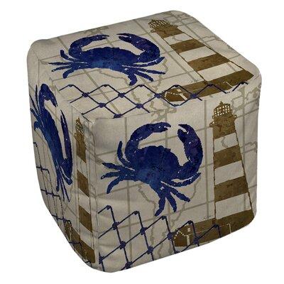 Vineyard Cube Ottoman