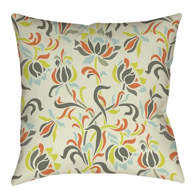 Napoli November 100 Indoor/Outdoor Throw Pillow Size: 16 H x 16 W x 4 D