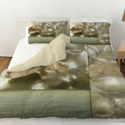 Natural Elements 1 Duvet Cover Size: King