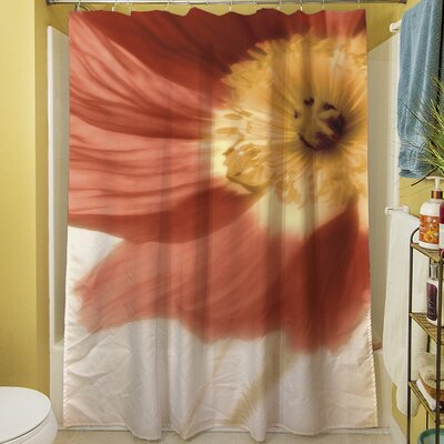 Mystic Poppy I Shower Curtain
