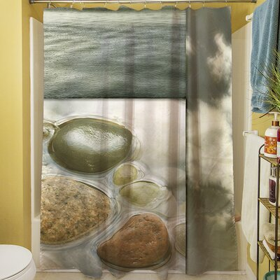 Natural Elements III Shower Curtain