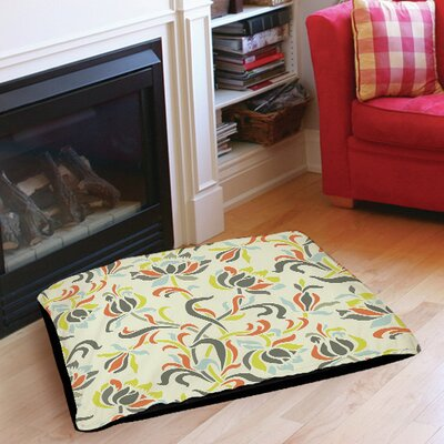 Napoli November 100 Indoor/Outdoor Pet Bed Size: 50 L x 40 W