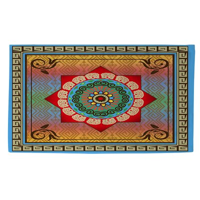 Mexican Summer Area Rug Rug size: 4 x 6