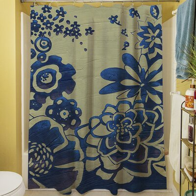 Kyoto Garden III Shower Curtain