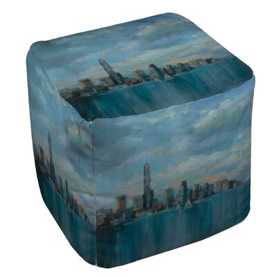 Manhattan Tower of Hope Ottoman