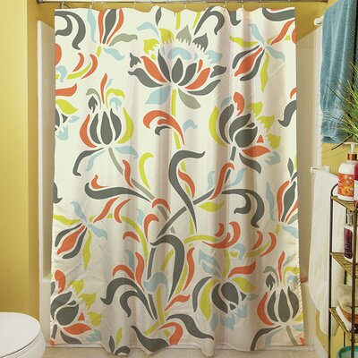 Napoli November Shower Curtain
