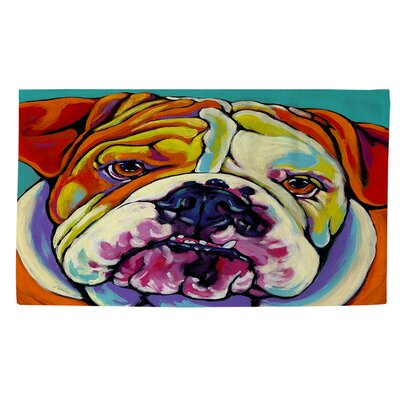 Maggie Area Rug Rug size: 4 x 6
