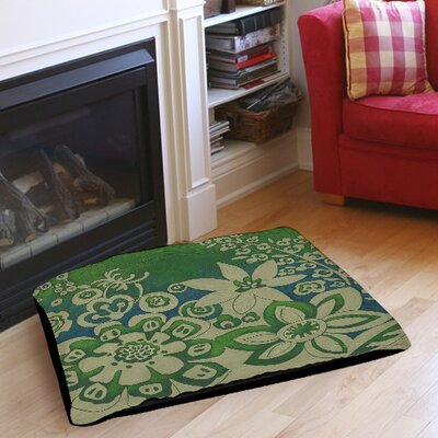 Kyoto Garden 2 Indoor/Outdoor Pet Bed Size: 50 L x 40 W