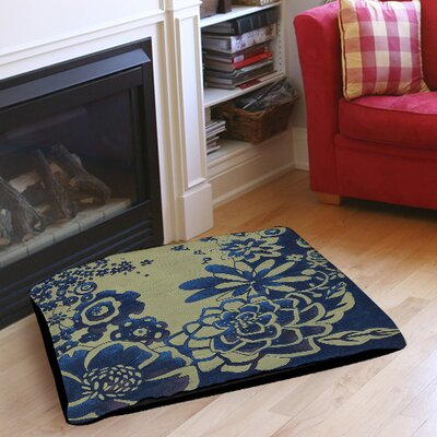 Kyoto Garden 3 Indoor/Outdoor Pet Bed Size: 50 L x 40 W