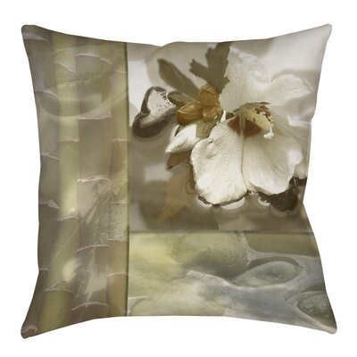 Natural Elements 2 Indoor/Outdoor Throw Pillow Size: 16 H x 16 W x 4 D