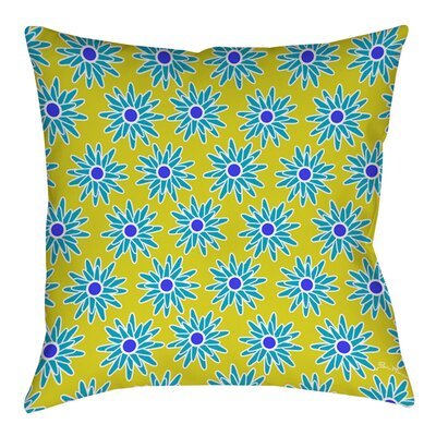 La Roque Summer Starburst N N N N Throw Pillow Size: 18 H x 18 W x 5 D