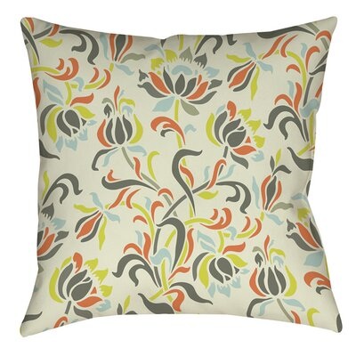 Napoli November 100 Printed Throw Pillow Size: 18