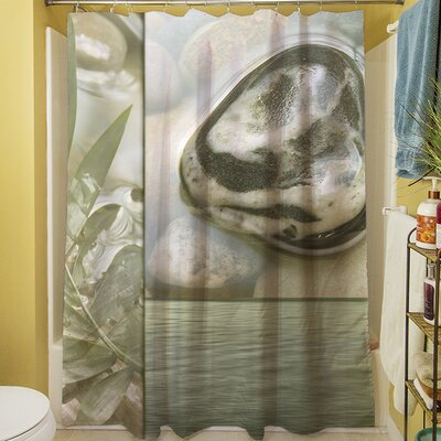 Natural Elements IV Shower Curtain